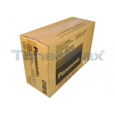 PANASONIC DX-1000 TONER BLACK